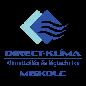 directklímamiskolc logo