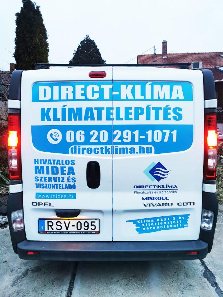 Direct-Klíma Miskolc
