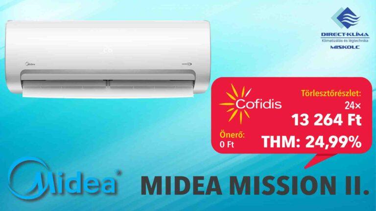 Midea Mission II áruhitelre