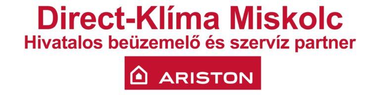 Direct-Klíma Miskolc Hivatalos ariston beüzemelő és szervízpartner