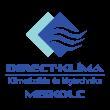 directklíma logo kék